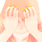 Аватар Девушка плачет и закрывает глаза руками