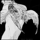 Аватар Парень с крыльями за спиной