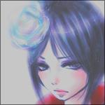 Аватар Конан / Konan из аниме Наруто / Naruto с грустным лицом