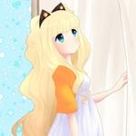 Аватар Vocaloid SeeU / Вокалоид СиУ, art by Merlewae