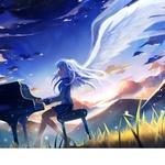 Аватар Kanade Tachibana / Канадэ Татибана из аниме Angel Beats! / Ангельские ритмы!
