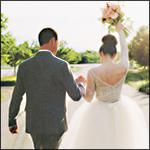 Аватар Жених и невеста идут по дороге