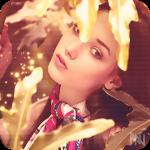 Аватар Девушка среди осенних листьев