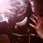 Аватар Cosplay / Косплей Ken Kaneki / Кэн Канэки из аниме Tokyo Ghoul / Токийский Гуль