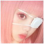 Аватар Берри Цукаса / Berry Tsukasa с повязкой на глазу