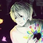 Аватар Фан-арт вымышленного персонажа по имени Fukuwa