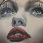 Аватар Портрет голубоглазой девушки, by Cinzia Pellin