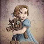 Аватар Красавица и чудовище из одноименного мультика