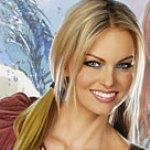 Аватар Девушка с длинными волосами улыбается