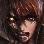 Аватар Эрен Йегер / Eren Yeager из аниме Вторжение гигантов / Shingeki no Kyojin