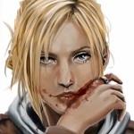 Аватар Annie Leonhart / Энни Леонхарт из аниме Shingeki no Kyojin / Вторжение гигантов