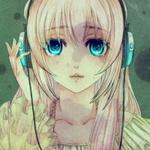 99px.ru аватар Девушка в наушниках