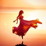 Аватар Девушка парит над водой, фотограф Светлана Беляева