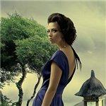 Аватар Девушка в фиолетовом платье на фоне дерева / ФОТОГРАФ АНДРЕЙ ЯКОВЛЕВ