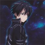 Kirito / Кирито из аниме Sword Art Online / Мастера Меча Онлайн
