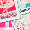 Аватар Ноги девушки в яркой винтажной юбке и старые газеты (Dance / Танцы)