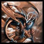 Аватар Дракон на скале