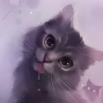 Аватар Кот склонил мордочку на бок