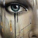 Аватар Плачущая девушка, by Joseph Boin
