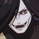 Аватар Orochimaru / Орочимару со змеинными глазами из аниме Naruto / Наруто