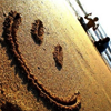 Аватар Улыбка на песке