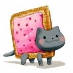 Аватар Нян кэт в печеньке