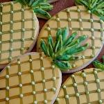 Аватар Печенье в виде ананаса