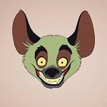 Аватар Ухмыляющаяся гиена из мультфильма Король Лев / Lion King