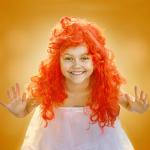 Аватар Солнечная девочка, by Mimzy