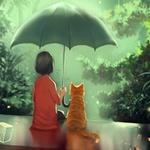 Аватар Двое под зонтиком