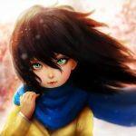 Аватар Tomoko Kuroki / Томоко Куроки из аниме Watashi ga Motenai no wa Dou Kangaetemo Omaera ga Warui! / Не моя вина, что я не популярна, by NearEsven