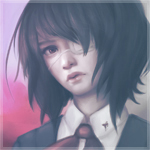 Аватар Мисаки Мэй / Misaki Mei из аниме Иная / Another, by thirteenthangel