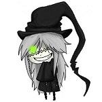 Аватар Улыбающийся Гробовщик из аниме Kuroshitsuji / Темный дворецкий