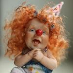 Аватар Кукольный малыш клоун