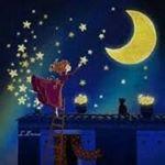 Аватар Девочка собирает с неба звезды
