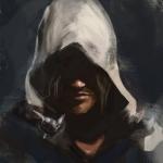 Аватар Пират Эдвард Кенуэй в костюме ассасина (игра Assassin's Creed)
