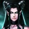Аватар Парень с демонскими рогами