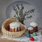 Аватар Куличи и крашенные яйца а столе, фотограф Ирина Приходько