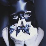 Аватар Wylona Hayashi / Вилона Хаяши кожаной маске кролика
