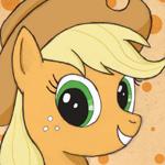 Аватар Эпплджек / Applejack из мультсериала Мой маленький пони: Дружба – это чудо / My Little Pony: Friendship is Magic / MLP:FiM