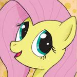 Аватар Флаттершай / Fluttershy из мультсериала Мой маленький пони: Дружба – это чудо / My Little Pony: Friendship is Magic / MLP:FiM