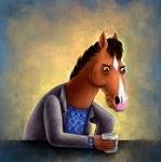 Аватар Лошадь со стаканом молока, by imorawetz