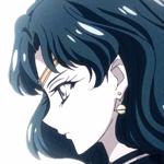 Аватар Мичиру Кайо / Michiru Kaiou / Сейлор Нептун / Sailor Neptune из аниме Сейлор Мун / Sailor Moon