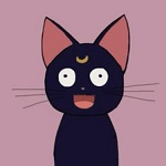 Аватар Luna / Луна из аниме Сейлор Мун / Sailor Moon
