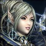Аватар Эльфийка со светлыми волосами