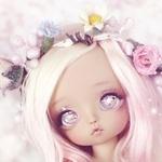 Аватар Грустная кукла в веночке
