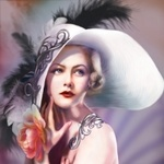 Аватар Дама в шляпке
