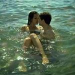 Аватар Парень с девушкой в воде