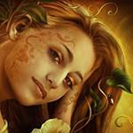 Аватар Шатенка с татуировкой на лице