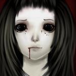Аватар Вампирша с черными глазами
